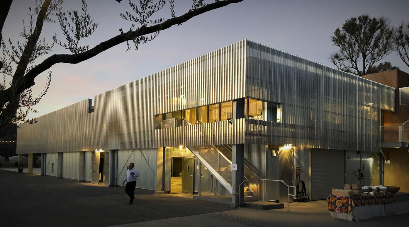 Fermentation Building, Napa County CA | 2 of 6